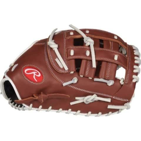 """Rawlings R9 Series 12.5"""" 1B Softball Mitt"""
