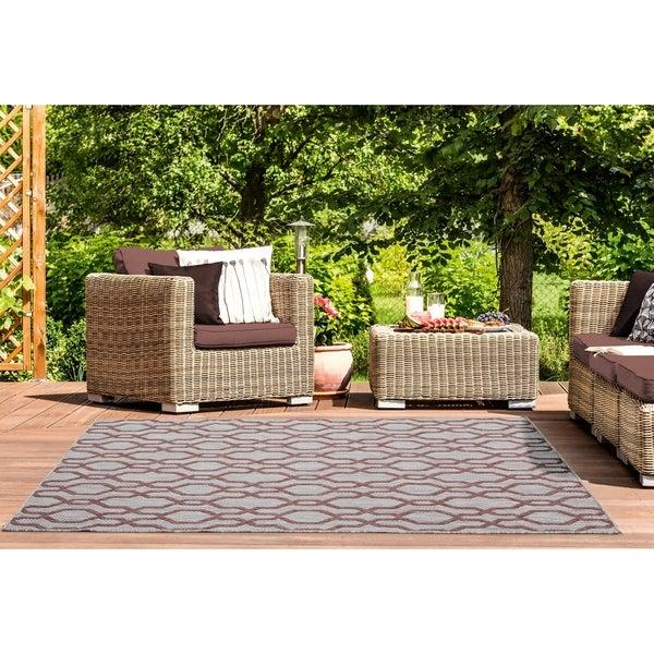 Westfield Home Queenstown Kings Indoor/Outdoor Area Rug