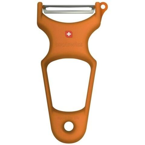 ToolSwiss Clasinox Stainless Steel Blade Vegetable Peeler