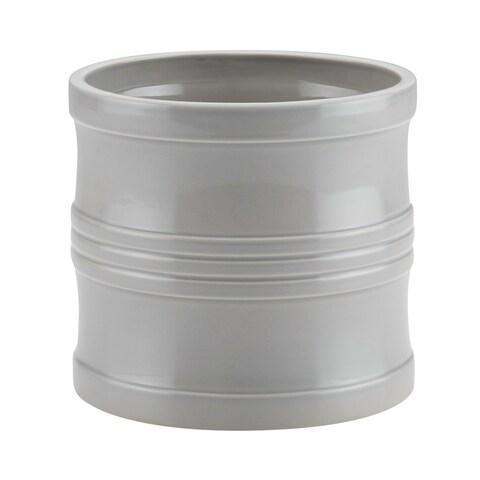Circulon Ceramics 7.5-Inch Tool Crock with Partition Insert