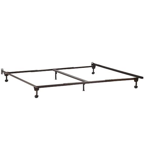 Atlantic Furniture Metal Bed Frame