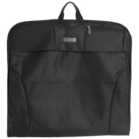 Kenneth Cole Reaction Bi-Folding Garment Sleeve Bag - (1-2 Suits / Black)