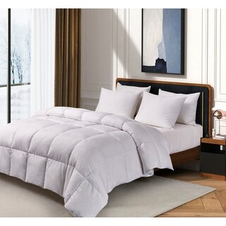 Kathy ireland White Down And Feather Comforter