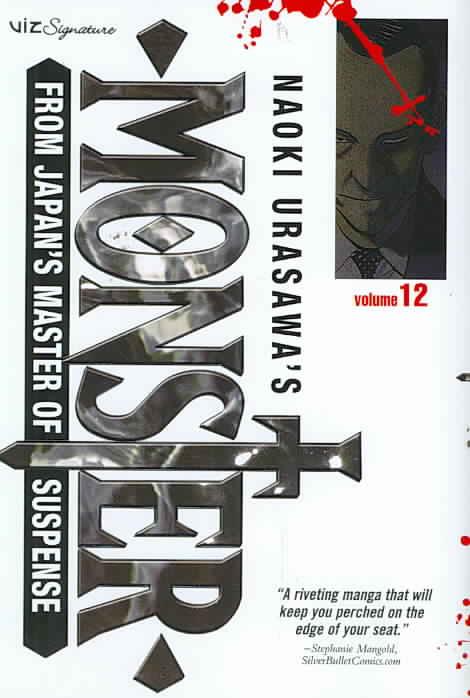 Naoki Urasawa's Monster 12 (Paperback)