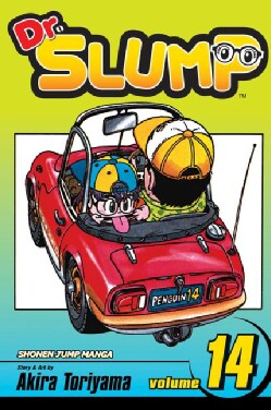 Dr. Slump 14 (Paperback)