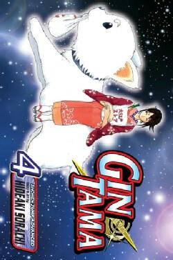 Gin Tama 4 (Paperback)