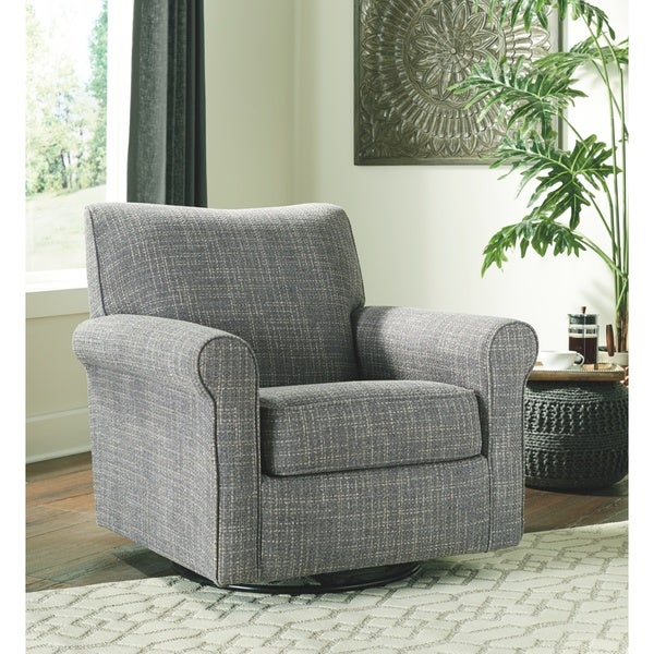 Renley Swivel Glider Accent Chair. Opens flyout.