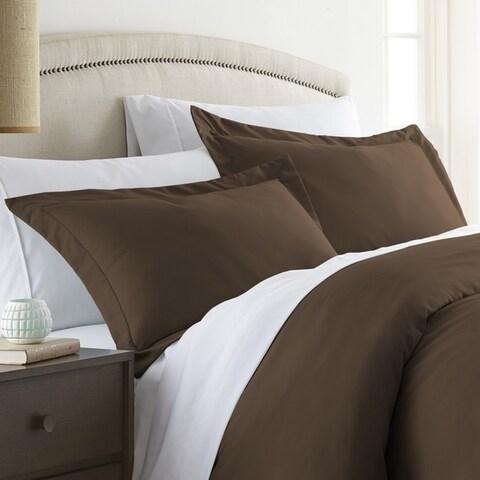 Merit Linens Premium Ultra Soft 2 Piece Pillow Sham Set