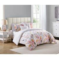 VCNY Home Misha Floral Duvet Cover Set