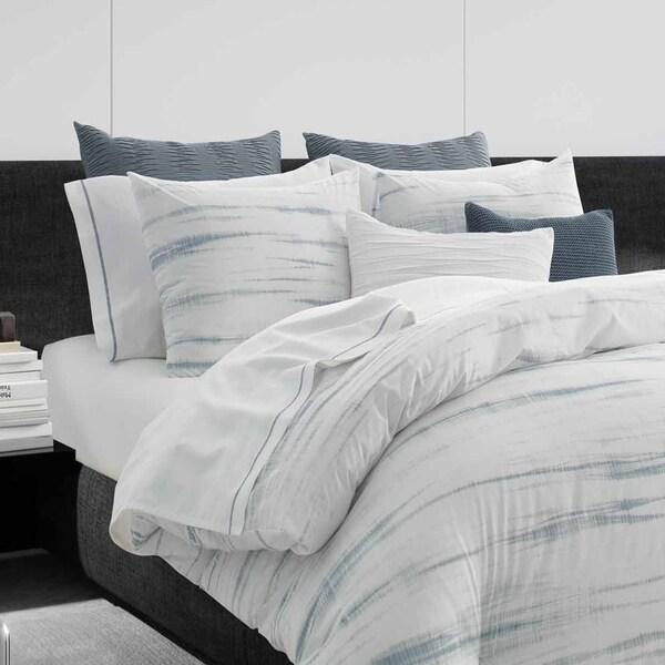 Vera Wang Marble Shibori Decorative Throw Pillows