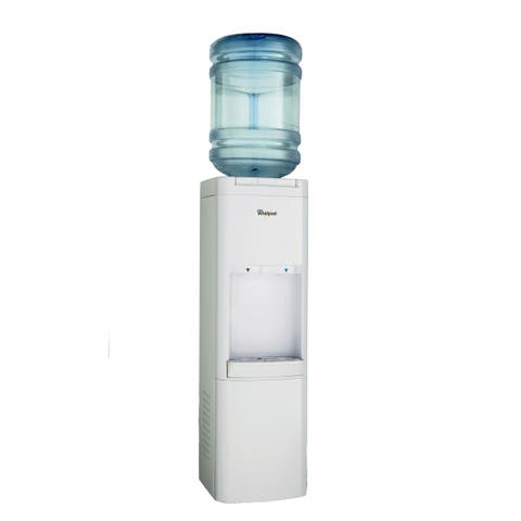 Whirlpool 7LIECK-W-WL Top Load Manual Water Cooler, White