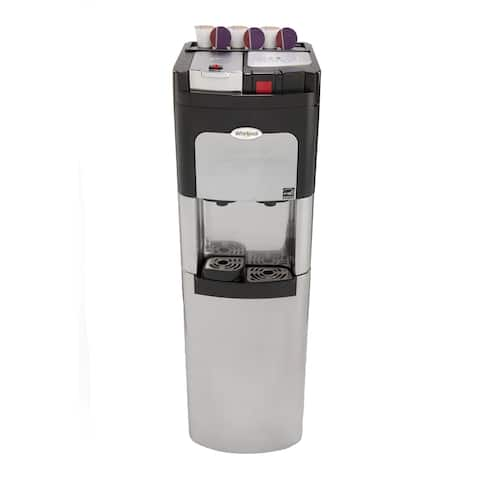 Whirlpool 8LCH-KKSCSSS5-HW Single Cup Self Clean Coffee and Water Cooler