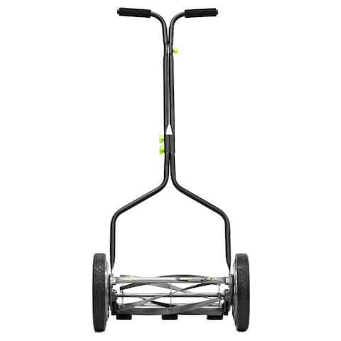"Earthwise 14"" Reel Mower"