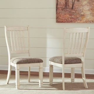 Link to Bolanburg Dining Room Chair (Set of 2) - N/A Similar Items in Dining Room & Bar Furniture