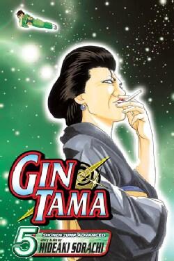 Gin Tama 5 (Paperback)