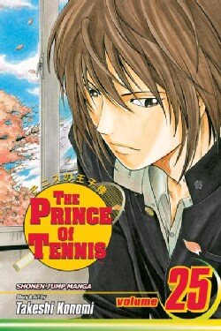 The Prince of Tennis 25: And Shusuke Smiles (Paperback)