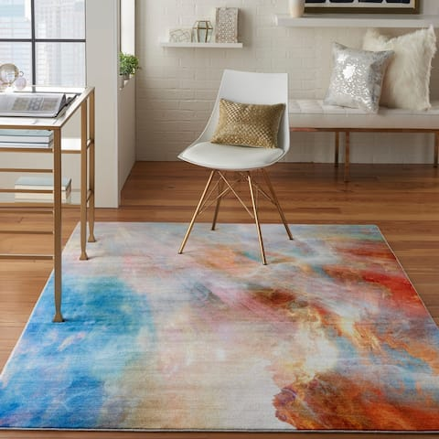 Nourison Le Reve Colorful Area Rug