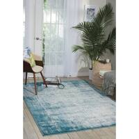 Nourison Karma Distressed Area Rug