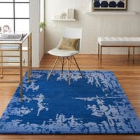 Nourison Symmetry Distressed Area Rug