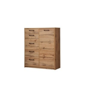 Dallas 5 Drawers 1 Door cabinet