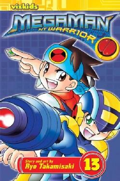 Megaman NT Warrior 13 (Paperback)