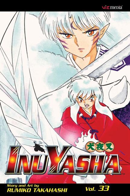 Inuyasha 33 (Paperback)