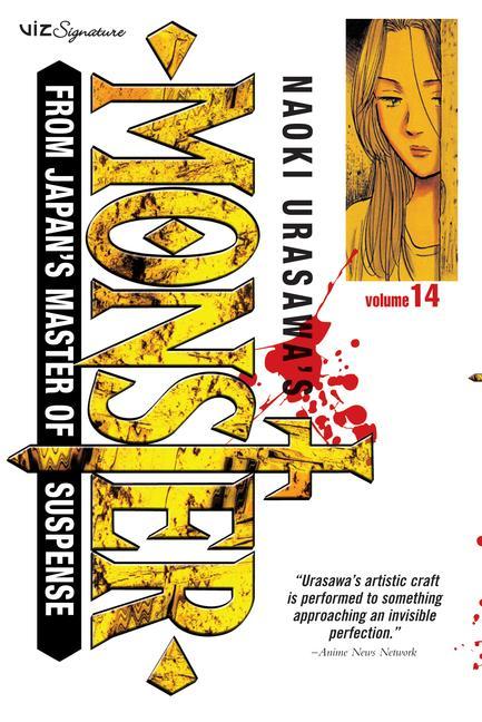 Naoki Urasawa's Monster 14: That Night (Paperback)