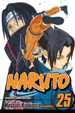 Naruto 25: Brothers (Paperback)