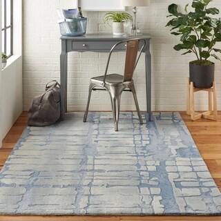 Nourison Symmetry Textured Area Rug