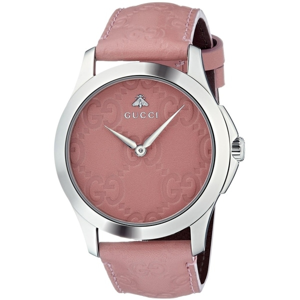 630fb869b97 Shop Gucci G-Timeless Candy Ladies Watch YA1264030 - Free Shipping Today -  Overstock - 26458120