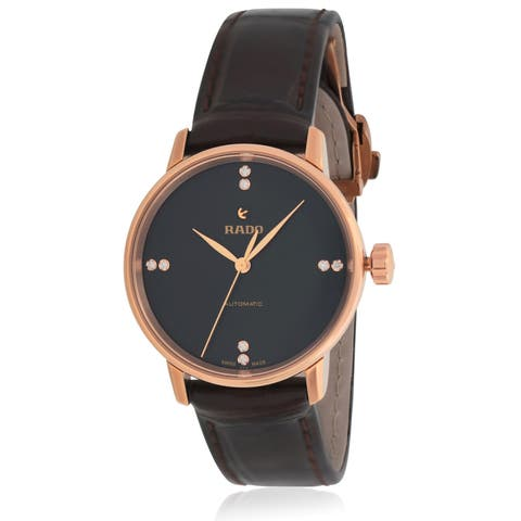 9b3da83dca7 Rado Coupole Classic Automatic Ladies Watch R22865755