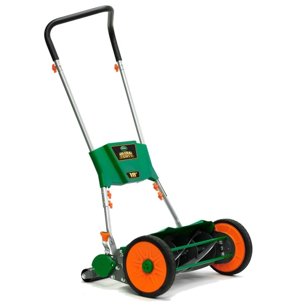 Shop Scotts Ultra Cut 18 in  W Manual-Push Lawn Mower - Free
