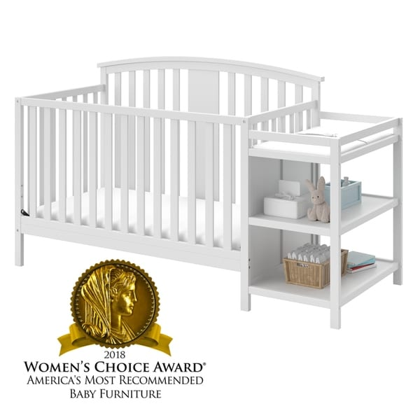 Shop Storkcraft Greyson 4 In 1 Convertible Crib And