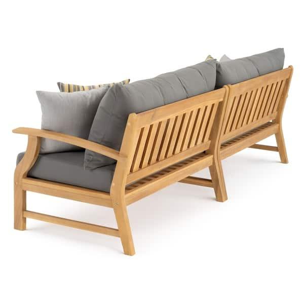 Astonishing Shop Kooper 8Pc Sofa Club Chair Set In Charcoal Grey By Machost Co Dining Chair Design Ideas Machostcouk