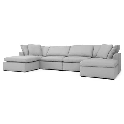 Aria 6pc Seating Set in Grey by RST Brands