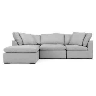 Aria 4pc Seating Set in Grey by RST Brands