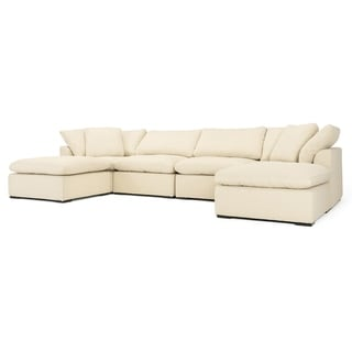 Aria 6pc Seating Set in Beige by RST Brands
