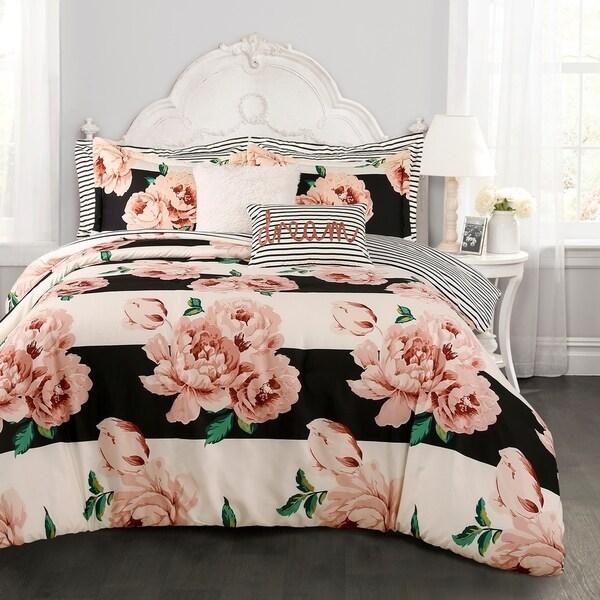 Bedding Home Decor: Shop Porch & Den Cheryl Floral Comforter Set