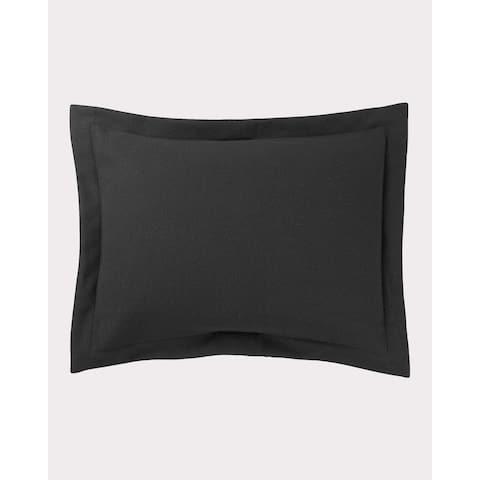 Pendleton Ez-Care Standard Charcoal Pillow Sham (1 each)