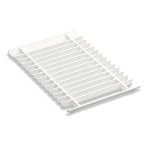 Kohler Prolific® Multipurpose Grated Rack White (K-5542-0) - Accessory