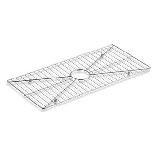 """Kohler Poise Stainless Steel Sink Rack, 28-3/16"""" X 13-3/16"""""""