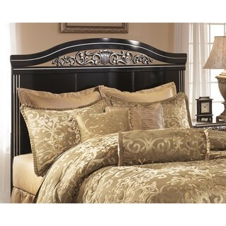 Constellations Queen Panel Bed w/ Metal Frame