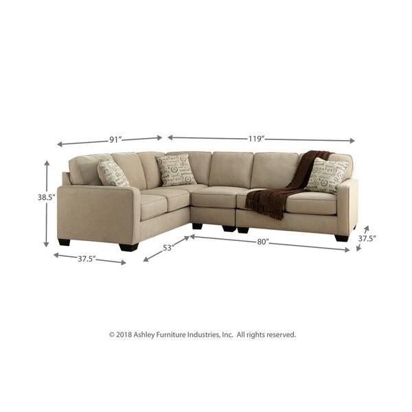 Phenomenal Shop Alenya 3 Piece Sectional Quartz On Sale Free Lamtechconsult Wood Chair Design Ideas Lamtechconsultcom