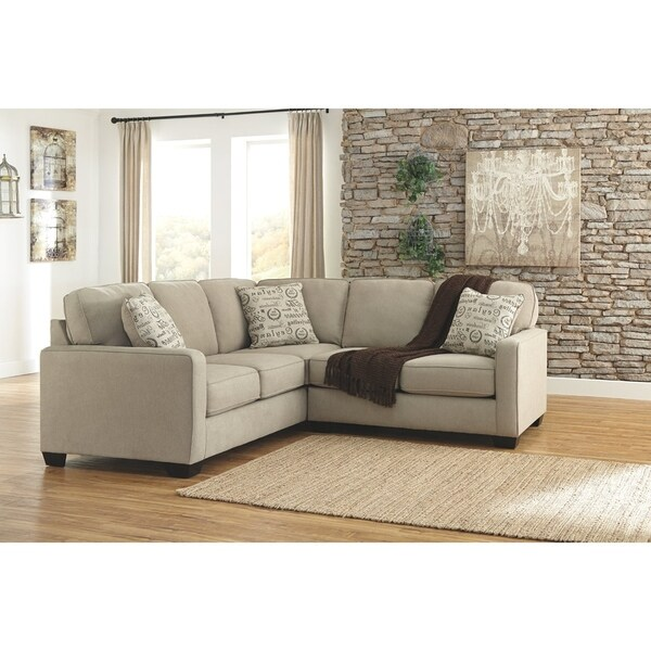 Alenya 2-piece Off-white Sectional Sofa