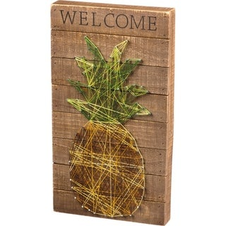 String Art - Welcome