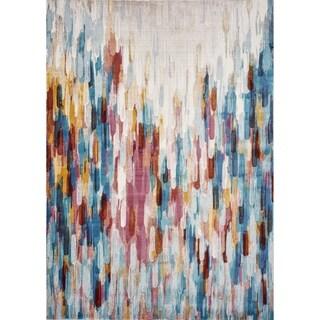 Domani Artisan Multicolor Pigment Area Rug