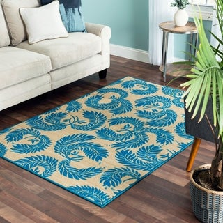 Serenity Reversible Area Rug - 53 inches x 79 inches