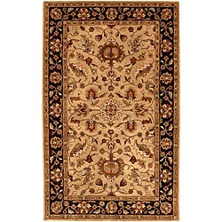 Hand-tufted Camelot Wool Rug (4' x 6')