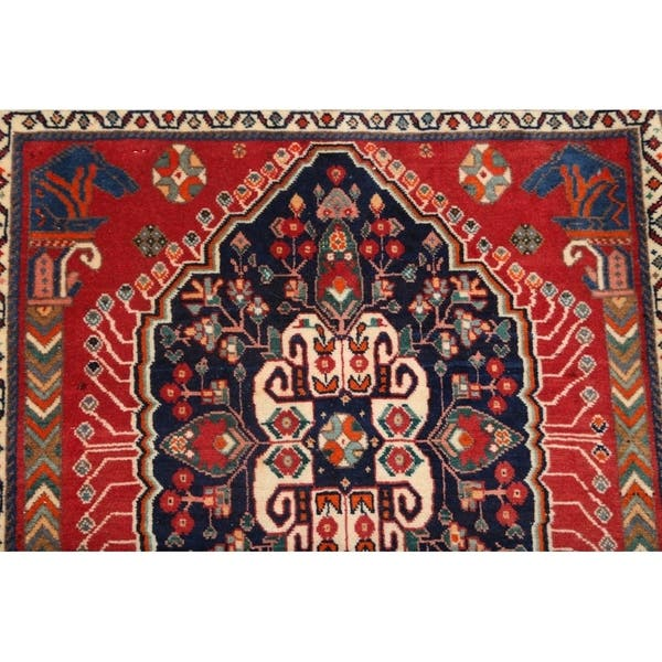 Small Ter Size Decorative Antique Persian Tabriz Rug Country Of Origin Persia Circa Date Late 19th Century This
