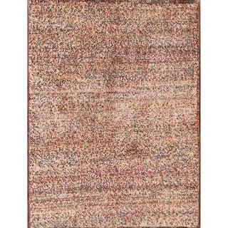 "Traditional Classical Gabbeh Hand Made Wool Area Rug Tribal Carpet - 4'4"" x 3'4"""